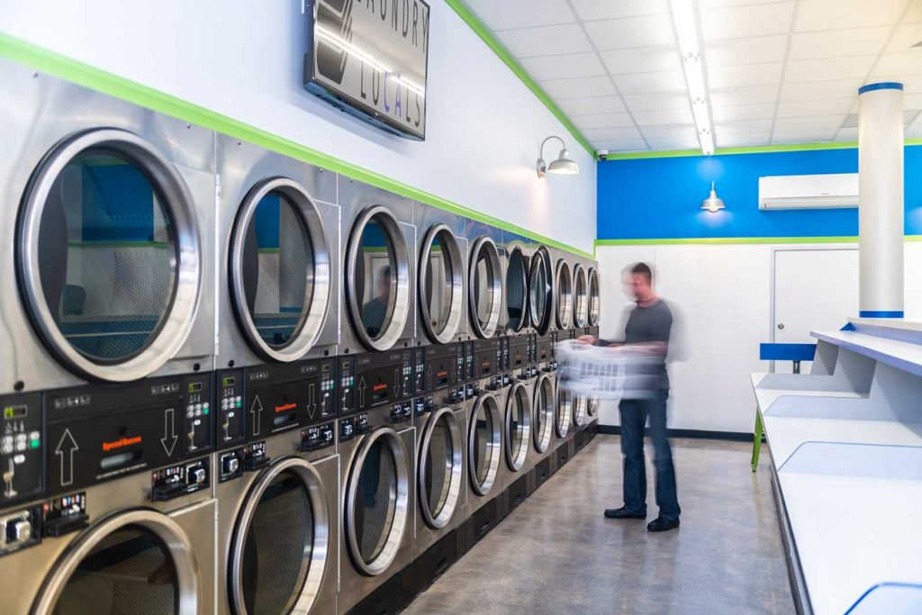 Laundromat Silicone Bay Laundry Locals